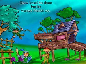 Drew Meets Boo 2