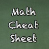 The Math Cheat Sheet