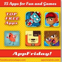15 Free Game Apps
