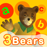 Touch and Write Storybook- 3 Bears