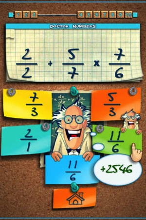 Doctor Numbers  Math Challenge 2