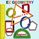 EZ Geometry Grade 7  8