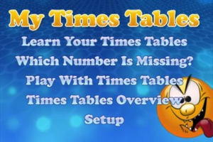 My Times Tables