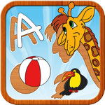 Buzzle  Kids free educational shape puzzle app