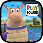 PlaySquare presents WordWorld's Superhero Sheep