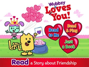 Wubbzy Loves You 2