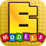 Bloxy Models Basic Bricks For Kids