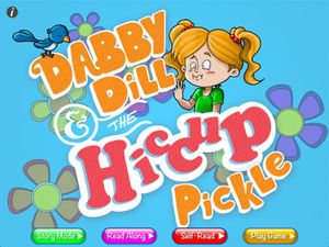 Dabby Dill & the HICCUP Pickle