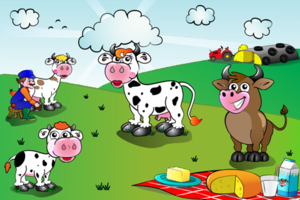 Telly's Petting Farm - Learning App for Toddlers