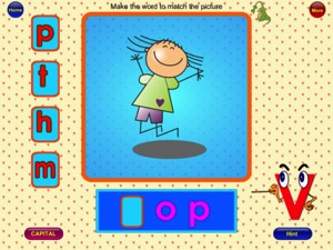 ABC Phonics Word Family