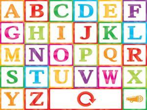 Tappy Alphabet