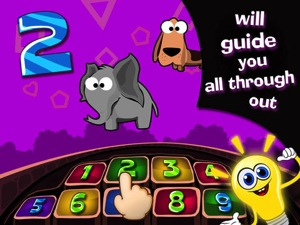 Learn to Count  Play with Animals HD