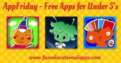 10 Free Apps for Under 5's