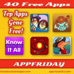 40 Free Apps