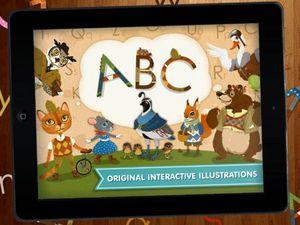 ABC- Animal Alphabet2