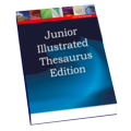 Junior Illustrated Thesaurus Edition