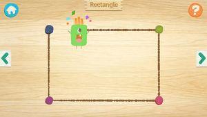 Doodle Critter Math- Shapes 2