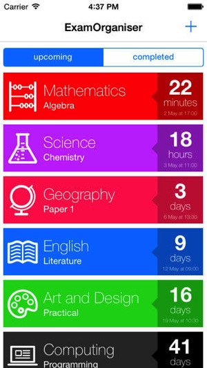 Image result for exam countdown app