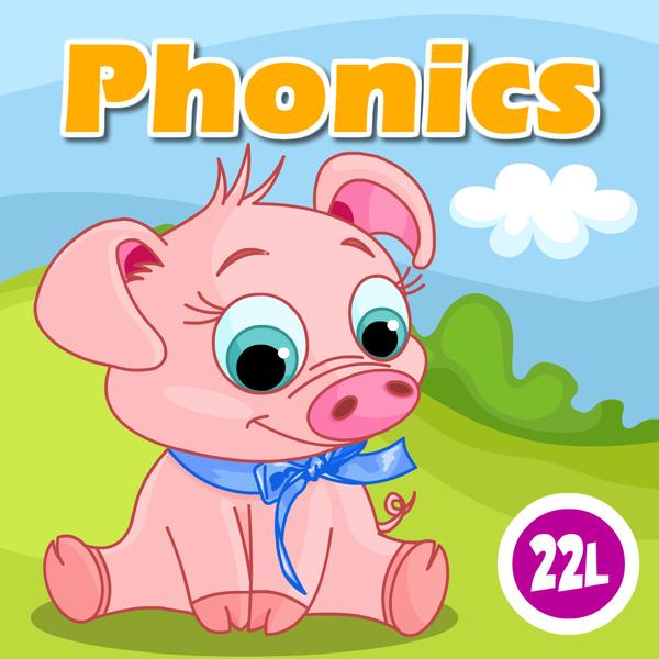 Phonics Fun On Farm Best New Educational Reading App