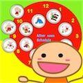 Kids' schedule & Kids' todo list(+Calendar:Kanban board)
