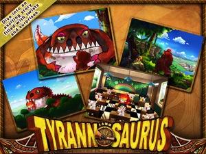 I m a Tyrannosaurus HD