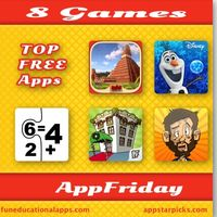 8 Free game apps