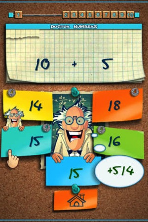 Doctor Numbers  Math Challenge