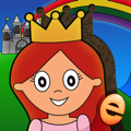 Princess Games Activity Puzzle and Fairy