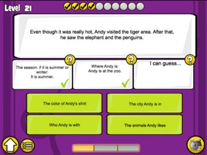 Inference Ace Reading Comprehension  2