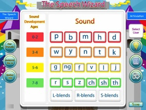 Articulation with The Speech Wizard