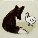 The Fox  The Chicken