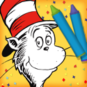 Dr Seuss s The Cat in the Hat Color  Create