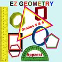 EZ Geometry Grade 5  6