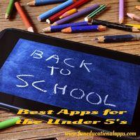 Best Back to School Apps