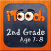 ITooch 2nd Grade | Math and Language Arts worksheets for 2nd graders
