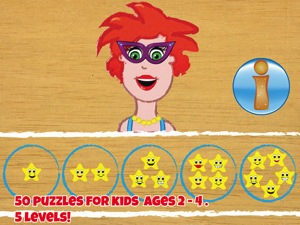 Teacher Tilly  Puzzle for toddlers and preschoolers 1