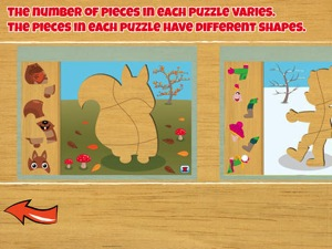 Teacher Tilly  Puzzle for toddlers and preschoolers 2