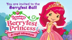 Strawberry Shortcake Berryfest Princess