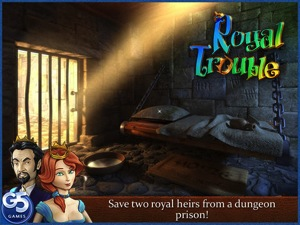 Royal Trouble Hidden Adventures 2