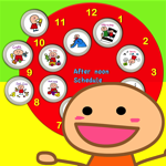 Kids schedule  Kids todo list