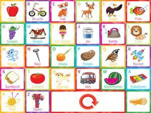 Tappy Alphabet 2