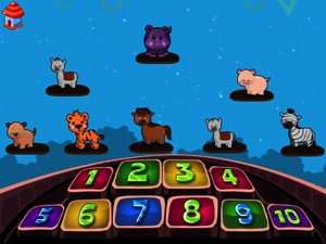 Learn to Count  Play with Animals HD 2