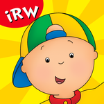 Caillou- What's That Funny Noise?