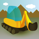 100 Diggers and Excavators