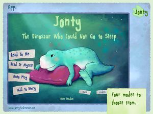 Jonty The Dinosaur