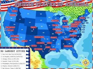 USA - Illustrated Atlas 4
