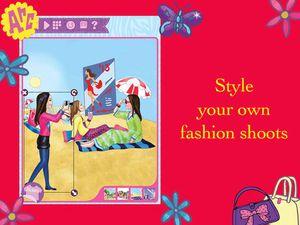 Pretty Fabulous Fashion Activity 4