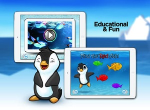 Pixel Play Apps  Preschool Penguin Games