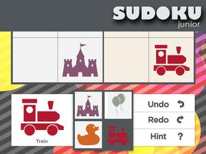 Sudoku Junior 3