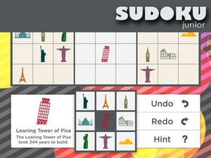 Sudoku Junior 4